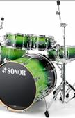 Sonor Essential Force S Drive Green Fade