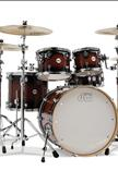 Bateria DW Design Series 22,10,12,16+14